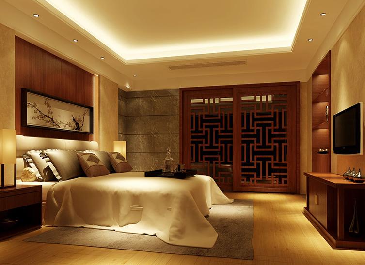 温馨房间照明