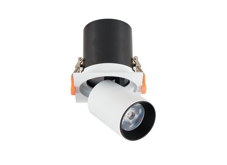 HLY-6204C-2  嵌入式拉伸射灯