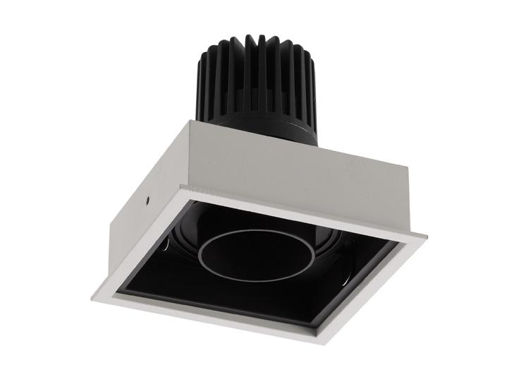 HLY-X10015-1  高档格栅灯
