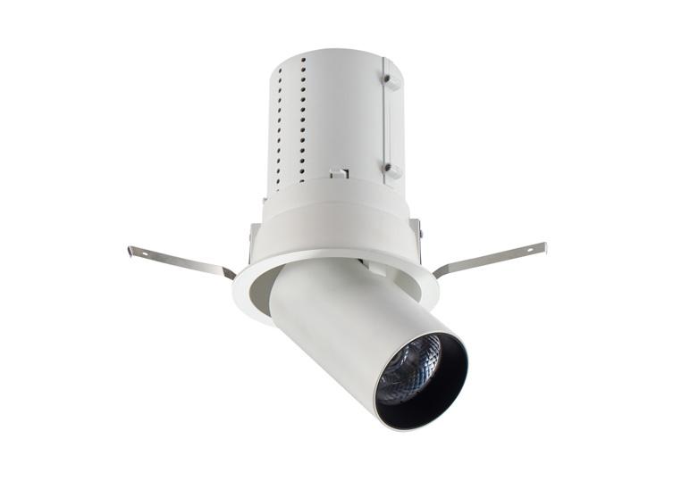 HLY-6204C  嵌入式拉伸射灯
