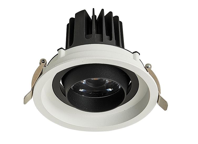 HLY-61051S 新款全压铸深防眩牛眼射灯