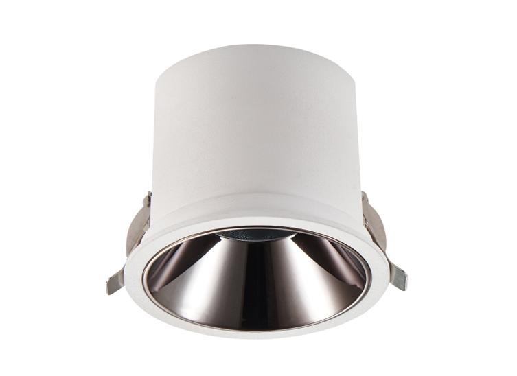 HLY-F5505 窄边深防眩一体化筒灯