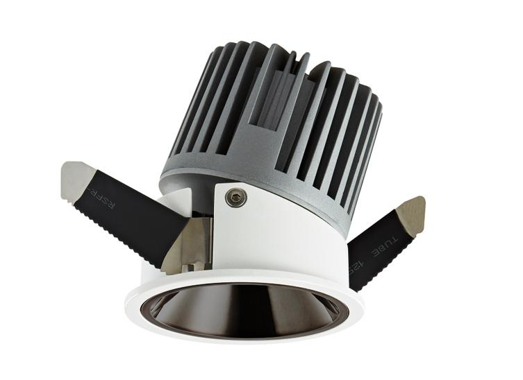 HLY-R75Z 高档深防眩筒灯