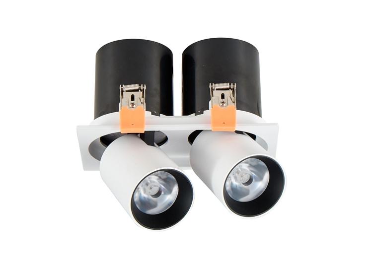 HLY-6204C-3  嵌入式拉伸射灯