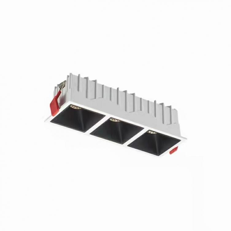 深防眩一体化筒灯HLY-GN75-3