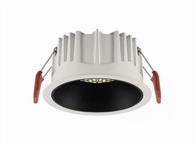 深防眩一体化筒灯HLY-GN75圆