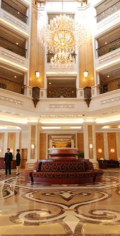 酒店 hotel